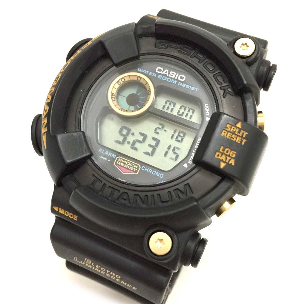 bf9883910e95 New CASIO G-SHOCK FROGMAN 1294 DW-8200 Titanium Watch Divers 200M  3663